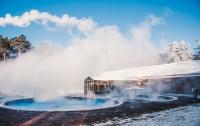 Турист сел в термальный бассейн в Новой Зеландии и умер