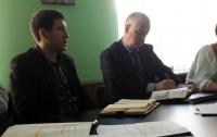 Благодаря Александру Драникову вопрос газификации с. Григорьевка сдвинулся с мертвой точки