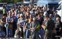 Число переселенцев в Украине значительно выросло
