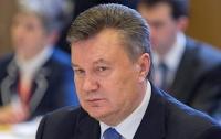Янукович в Ростовском суде заговорил на украинском