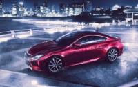 Lexus представит в Токио новое спорткупе (ФОТО)