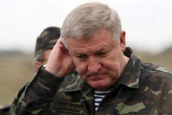 Луценко: ГПУ сообщила всуд дело экс-министра обороны Ежеля