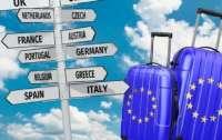 Украинцы 50 миллионов раз воспользовались безвизовым режимом с ЕС