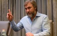 Новинский: ни один из кандидатов в Президенты не представил четкую программу достижения мира в стране