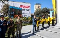 Порошенко поблагодарил русскоязычных украинцев