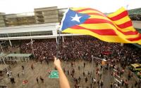 Протесты в Барселоне становятся все масштабней