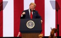 Трамп отправил военных на границу с Мексикой