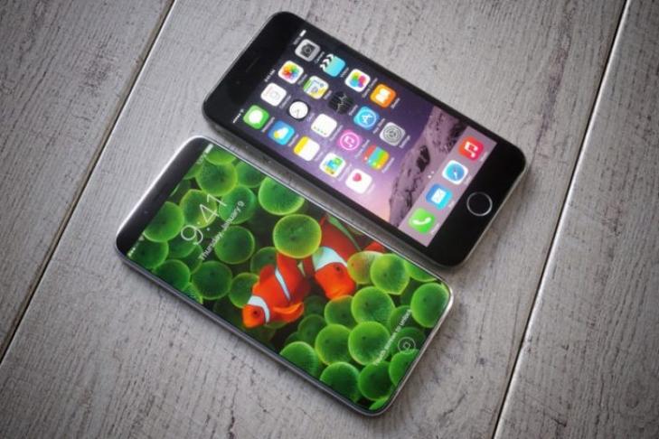 Представлен концепт-кар iPhone 8, который действительно достоин внимания