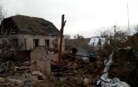 Боевики обстреляли мирный поселок на Донбассе