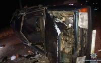 Страшная ДТП на Приазовье: погибли два молодых человека