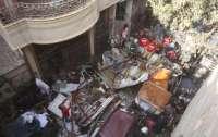 Несколько человек выжили после авикатастрофы в Пакистане