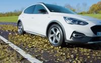 Ford выяснил, снег или листья представляют большую опасность на дороге