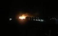 Взрыв прогремел на военной базе США в Японии