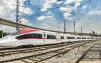 Презентовали скоростной грузовой поезд с разгоном до 350 км/час