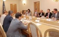 Данилюк  обсудил украинский ВПК с американскими специалистами