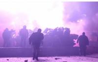Активисты начали наступление на «Беркут»