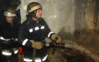 Пожар в Чернигове: жителей многоэтажки эвакуировали, есть погибший