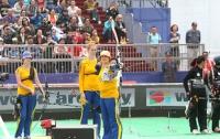 Украинские лучницы выиграли первое «серебро» сезона