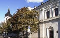 Мазепинский корпус Киево-Могилянской академии под угрозой разрушения
