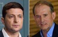 Зеленский пообещал обнародовать громкую историю о финансировании партии Медведчука
