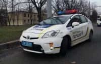 На Волыни пьяный велосипедист влетел в полицейских