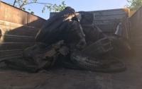 Украденный памятник Марку Бернесу найден в канаве
