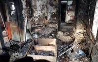 Страшный пожар на Волыни: погибли мать и сын