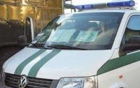 В Житомирской области напали на инкассаторов