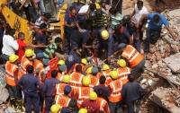 В Индии рухнули два жилых дома