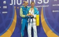 Украинец стал чемпионом Европы по джиу-джитсу