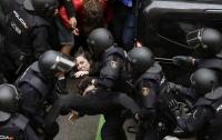 Референдум в Каталонии: названо шокирующее число пострадавших