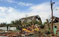 Ураган на Николаевщине оставил без крыш десятки домов