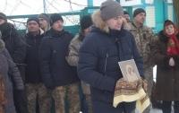 Пророссийские попы не смогли попасть в церковь на Житомирщине