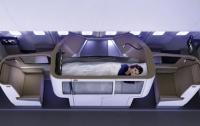 В самолётах появятся кресло-кровати