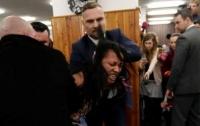 Украинскую активистку Femen осудили в Чехии