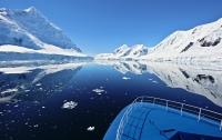 4 мертвых озера нашли в Антарктиде