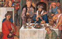 Немыслимые сочетания продуктов можно было увидеть у богатых людей прошлого (фото)