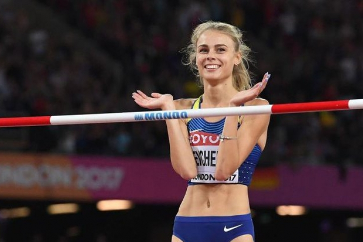 Украинская легкоатлетка стала «Восходящей звездой» вевропейских странах по результатам 2017 года