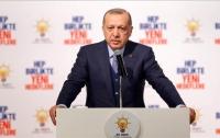 Эрдоган: в Сирии сбит турецкий вертолет