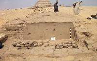В Египте нашли руины еще одной древней пирамиды
