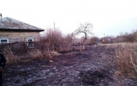 Неизвестные избили пожарных во время тушения пожара