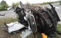 Тройное ДТП под Полтавой: есть погибшие и пострадавшие