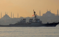 Боевые корабли НАТО приблизились к Сирии