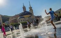 Жара в Киеве побила несколько исторических рекордов