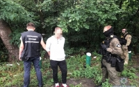 В Киеве разоблачена группировка по распространению психотропов (видео)