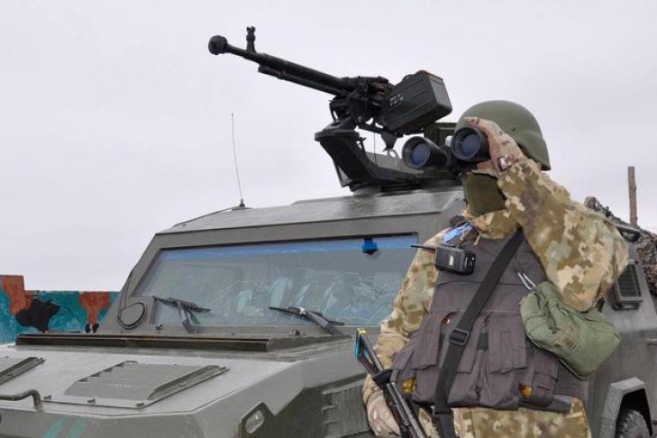 Россия проведет учения у границ с Украиной