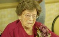 В США скончалась старейшая женщина