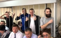 Москва оставила украинских моряков за решеткой, как минимум, еще на три месяца