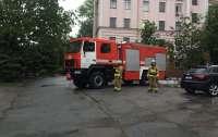 Киевскую Александровскую больницу подожгли умышленно, - главврач