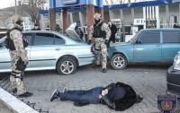 Полиция Одессы со стрельбой задержала бандитов-иностранцев